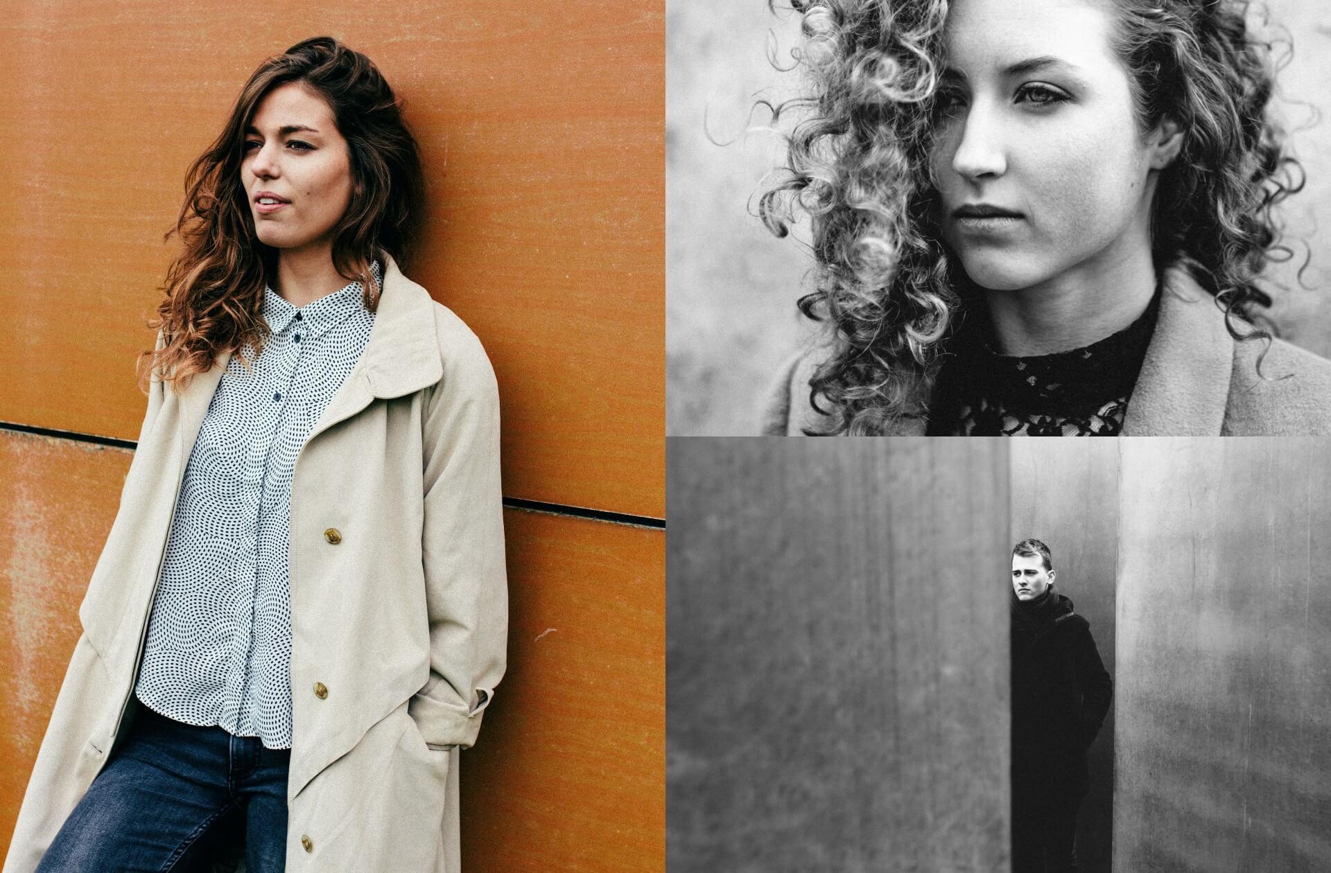 portret fashion fotografie nederland