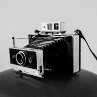 JKey Photography polaroid camera