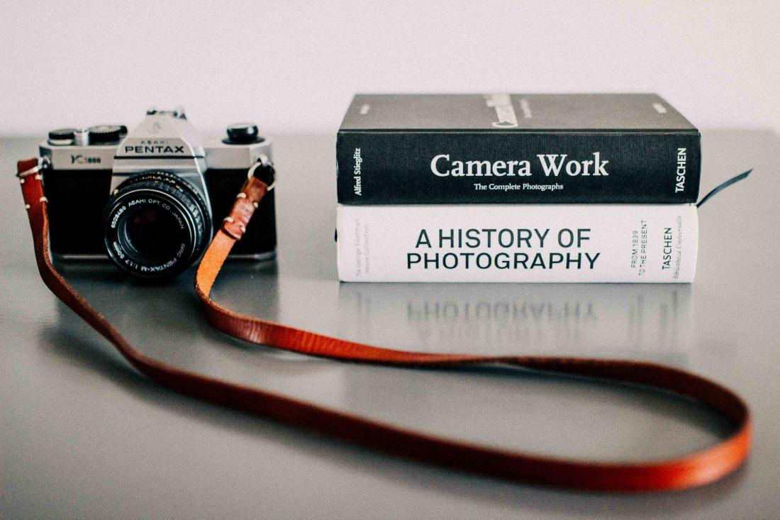 Boek Camera Inspiratie