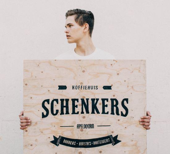Schenkers Apeldoorn Barista