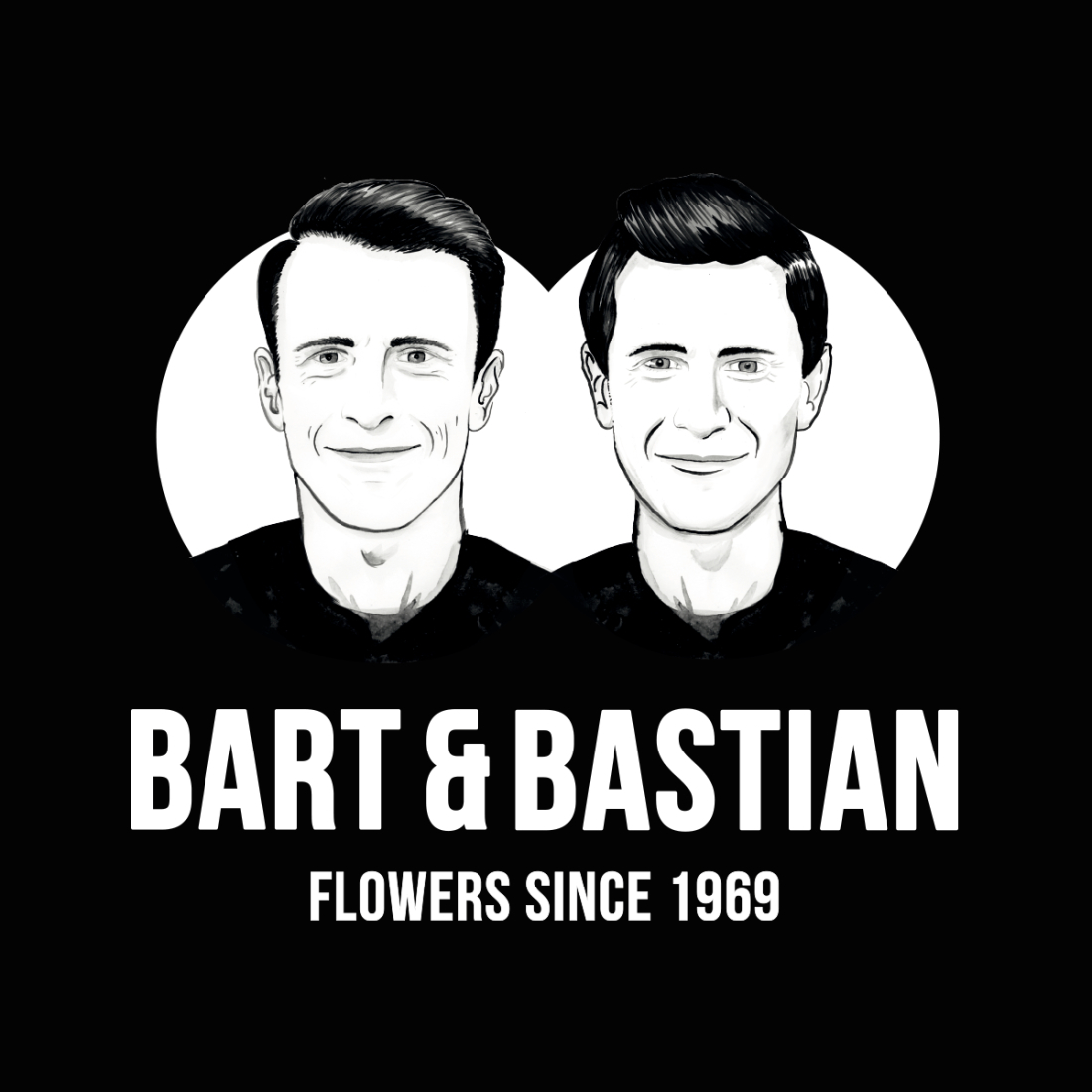 Bart & Bastian Flowers Bloemen Bedrijfsshoot